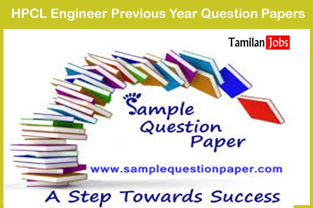 HPCL EngineerPrevious Year Question Papers