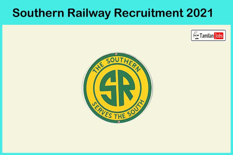 Southern Railway Recruitment 2021 Out – Apply Online 3378 Apprentice  Jobs