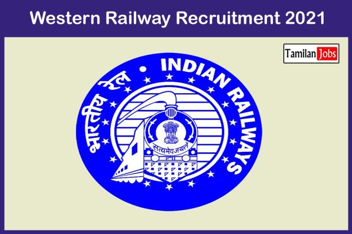 Western Railway Recruitment 2021 Out – Apply 138 Hospital Attendant Jobs