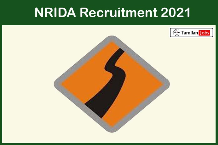 NRIDA Recruitment 2021 Out – Apply Offline 18 Assistant Director Jobs