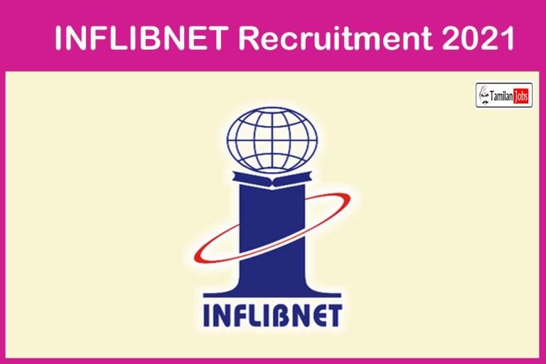 INFLIBNET Recruitment 2021 Out – Apply Online 9 Scientist Jobs