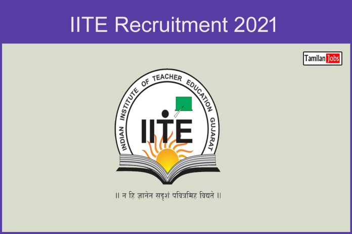 IITE Recruitment 2021 Out – Apply Online 58 Professor and other Jobs