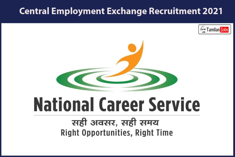 Central Employment Exchange Recruitment 2021 Out – Apply For Vocational Instructor Jobs