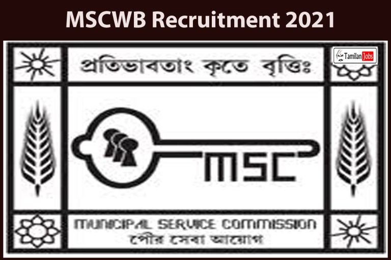 MSCWB Recruitment 2021 Out – Apply Online 36 Medical Officer Jobs