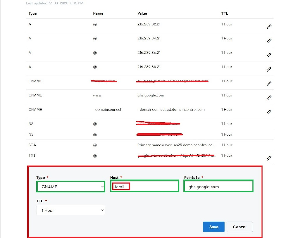 How To Create Unlimited Website With Single Domain In Tamil