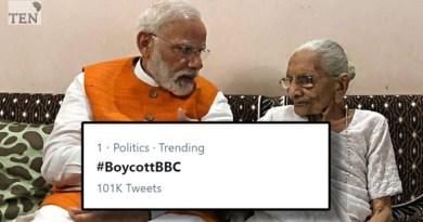 ட்விட்டர் டிரெண்டிங்கில் #BoycottBBC .. என்ன நடந்தது..??