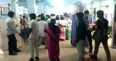 #BREAKING : நீட் தேர்வு எழுதிய மாணவி தீக்குளித்து தற்கொலை முயற்சி..!!