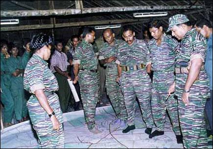 LTTE planning EPS attack