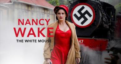 White Mouse - Nancy Wake Biography