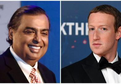 India 4 Sale | JIO + Mark Zuckerberg = JIOMart