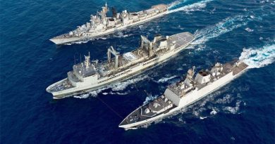 China's Dream to rule the Sea is Shattered - India Australia
