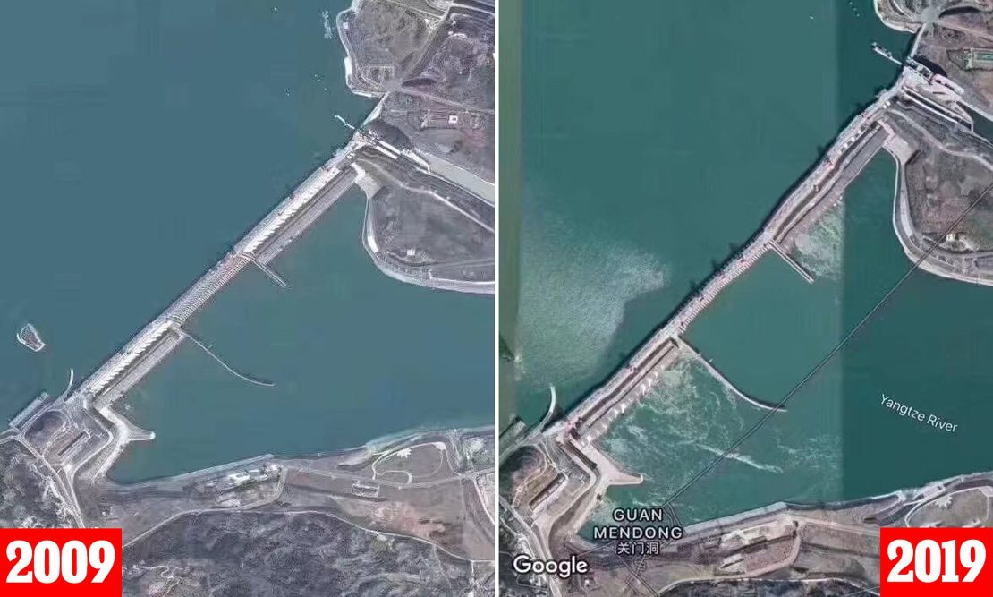 Red Alert to China - Three Gorges Dam Issue Explained