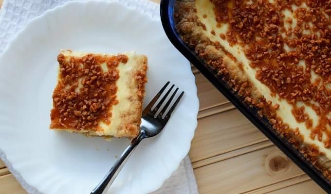 Creme Brulee Cheesecake Bars Recipe