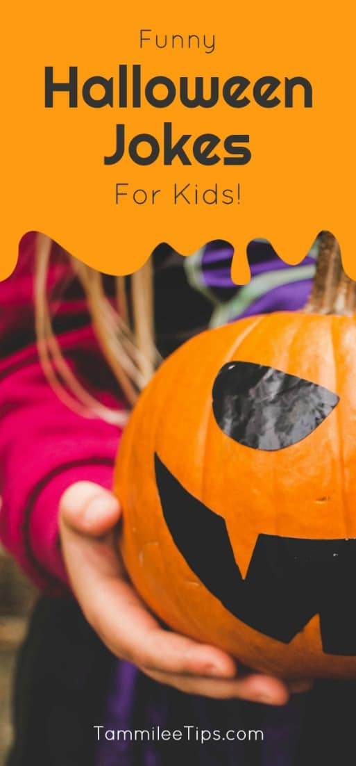 Funny Halloween Jokes for kids! Easy to remember jokes that are perfect for Halloween parties, lunchbox notes or to surprise your kids with each morning