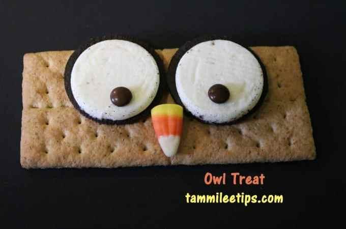 Fantastic Owl Treats