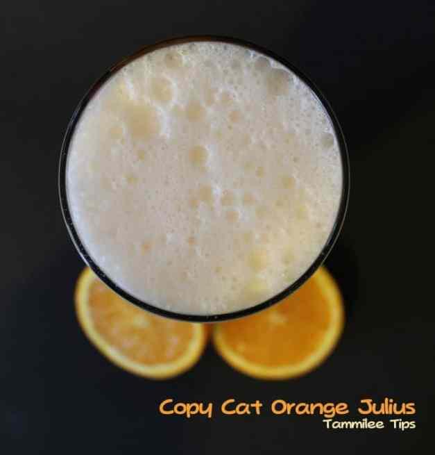 Copy Cat Orange Julius