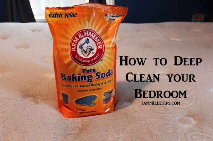 Tips and Tricks for Bedroom Deep Clean