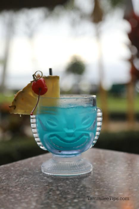 Blue Hawaiian Cocktail Recipe