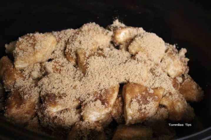 Crock Pot Monkey Bread Recipe