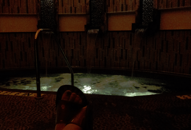 Relaxing Date Day at Northern Quest Casino La Rive Spa!