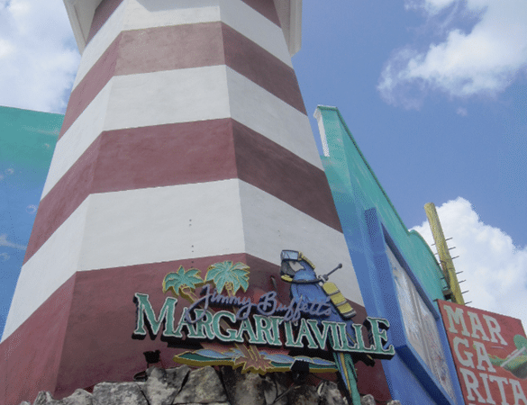 An afternoon at Margaritaville Cozumel