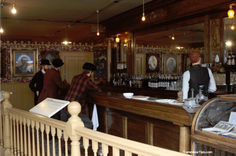 Golden-Princess-Skagway-Klondike-Gold-Rush-Visitor-Center-Mascot-Saloon-Bar.png