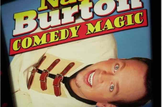 A Magical Afternoon at the Nathan Burton Magic Show