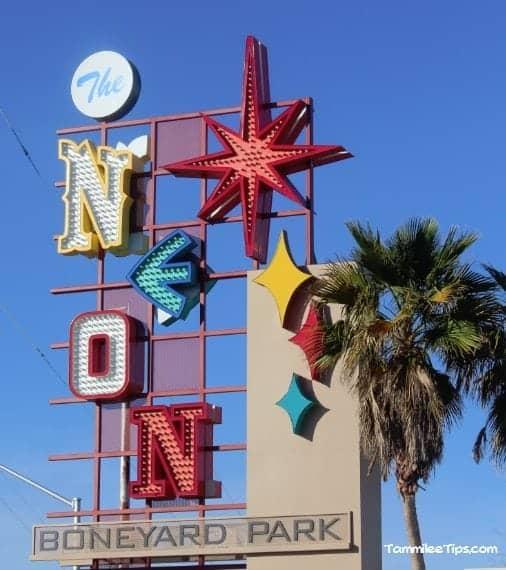 Neon Museum Sign