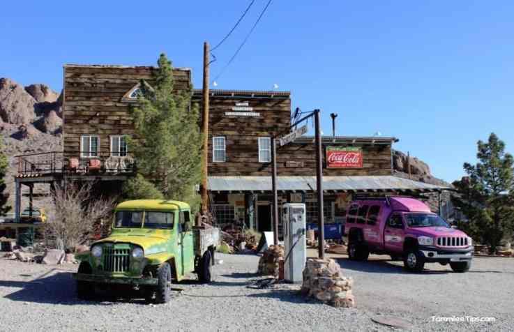 Pink Jeep Tour Eldorado Canyon Mine Tour Store Front