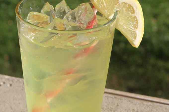 Copy Cat Chili's Twisted Lemonade Recipe