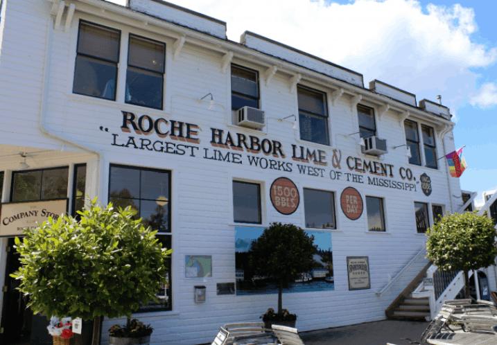 Roche Harbor Company Store
