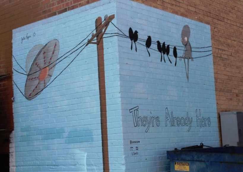 Boise Freak Alley 16