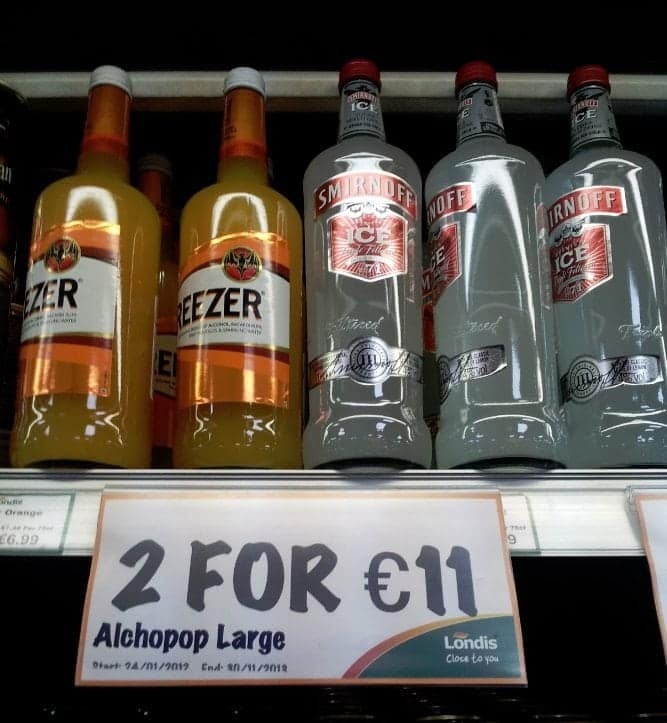 Dublin grocery store