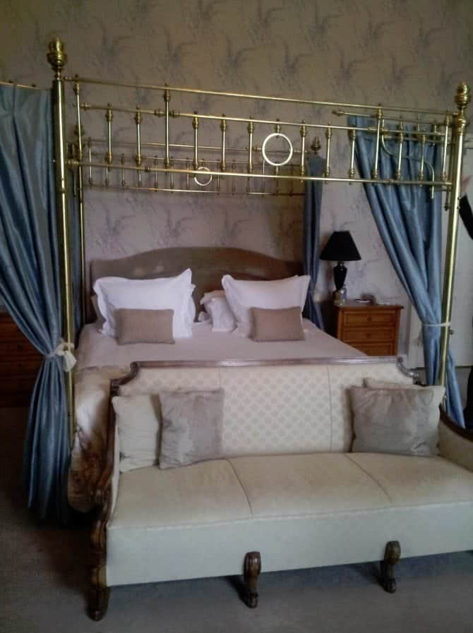 Lyrath House Estate Bridal Suite