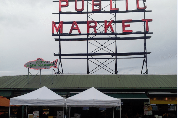 An amazing weekend in Seattle at the International Food Bloggers Conference and a visit to Pikes Place Market