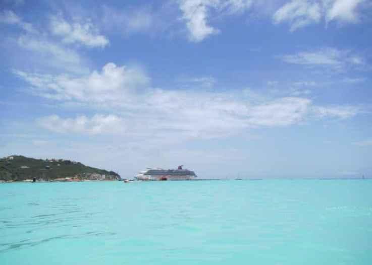 St Maarten Carnival Breeze