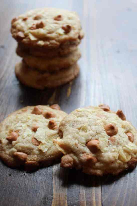 Potato Chip Cookie