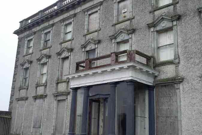 Thrills and chills while visiting the most haunted house in Ireland Loftus Hall
