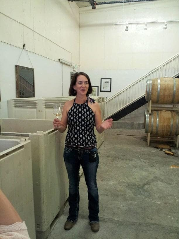 Boise Cinder Winery Winemaker