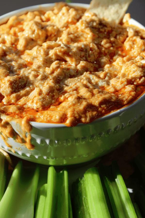 Crock Pot Buffalo Ranch Chicken Dip Tammilee Tips Recipe