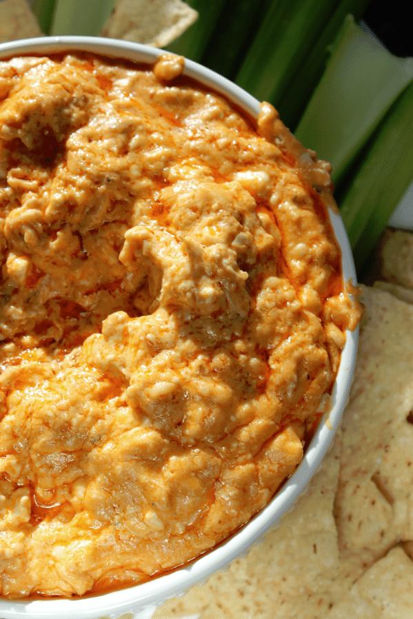 Crock Pot Buffalo Ranch Chicken Dip Tammilee Tips