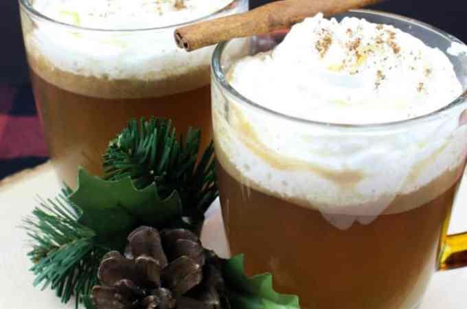 Crock Pot Hot Buttered Rum
