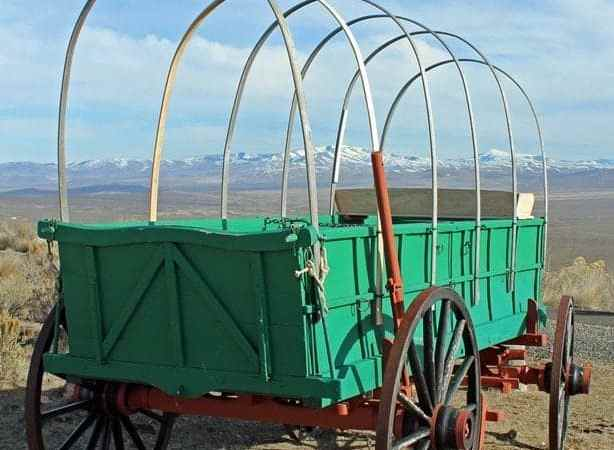 Taking a step back in time on the Oregon Trail