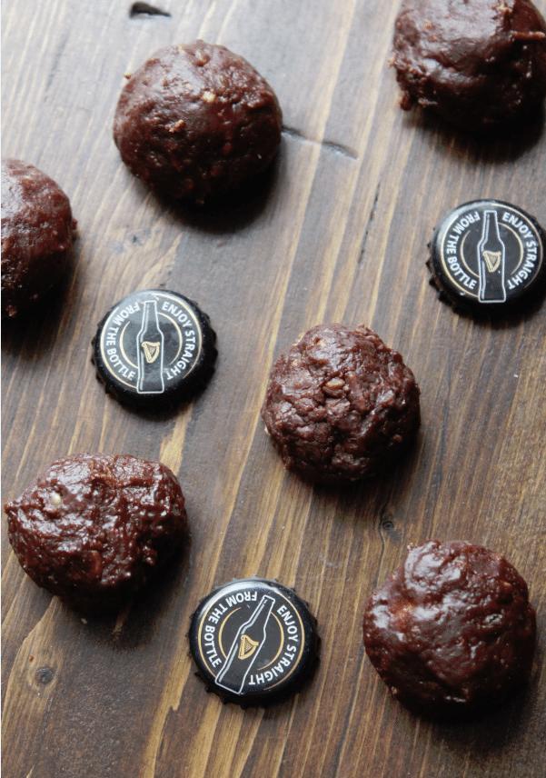 Guiness Chocolate Balls