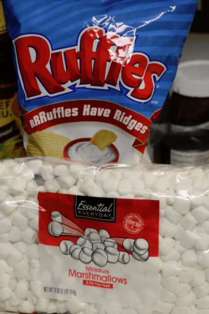 Ruffles Marshmallow Treats Ingredients
