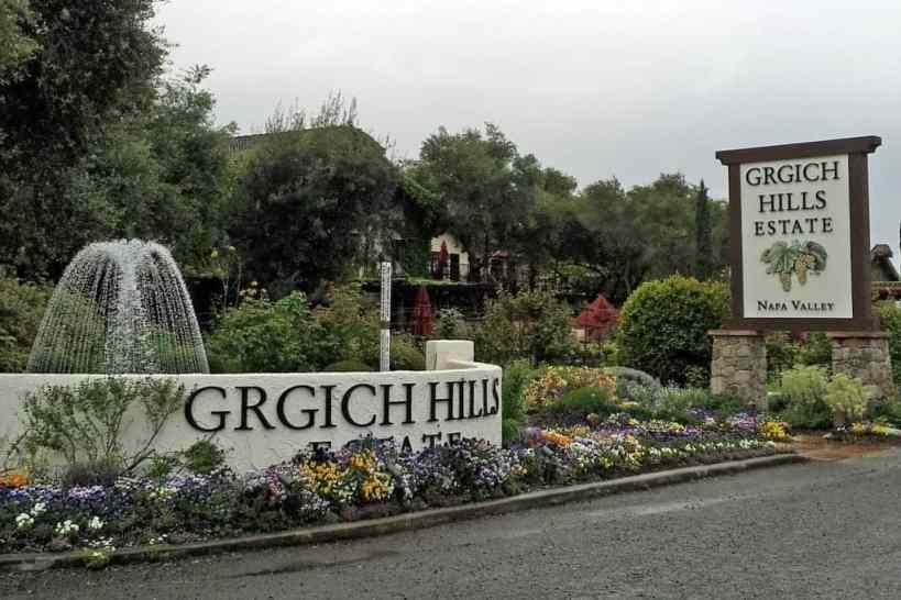 Girgich Hills Estate Entrance