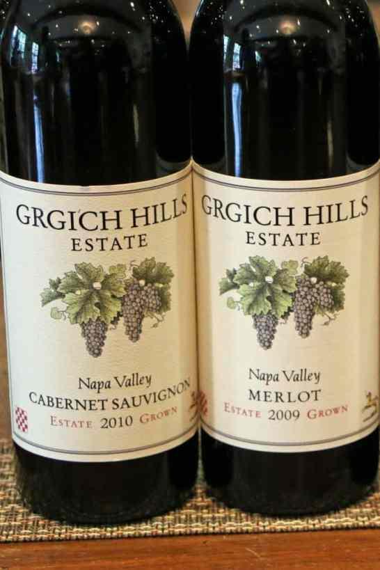 Girgich wines