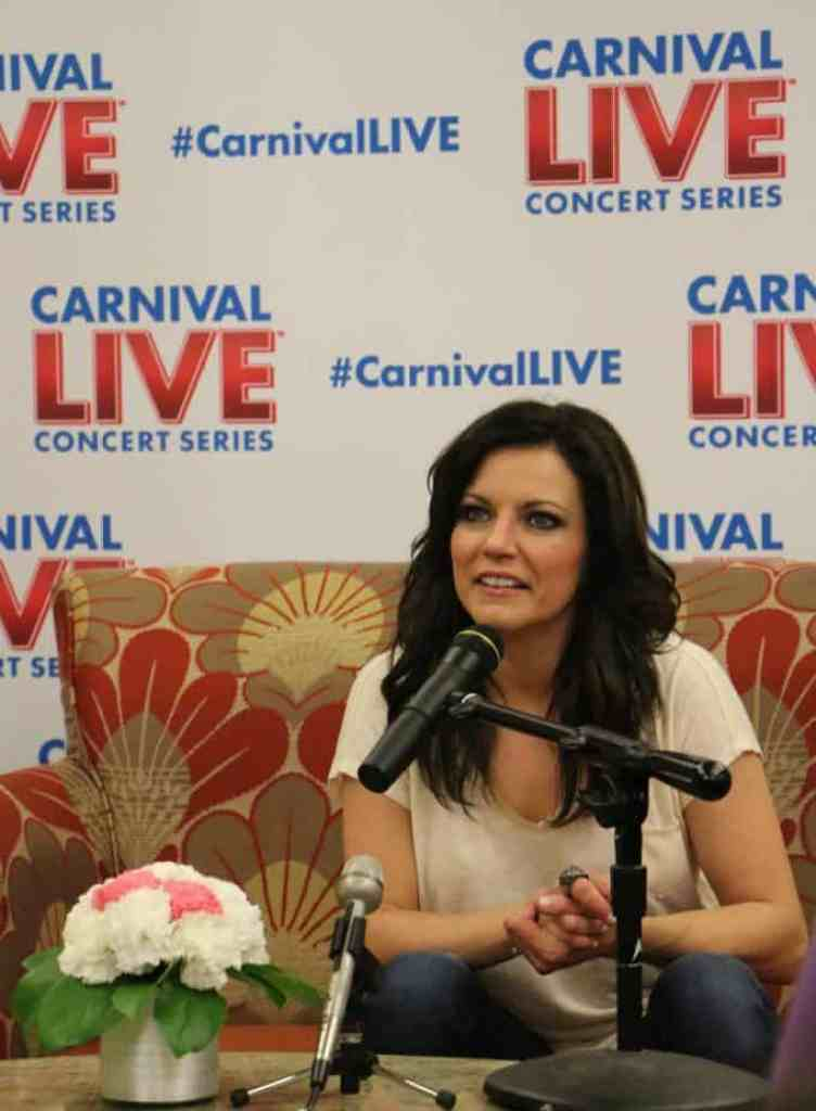 Martina McBride Interview