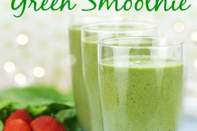 Ingredients for Perfect Green Smoothies