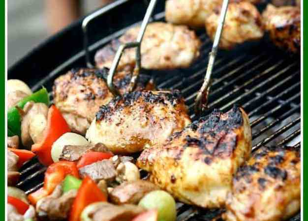 Grill Safety Tips to Prevent Injury or Food-Borne Illness